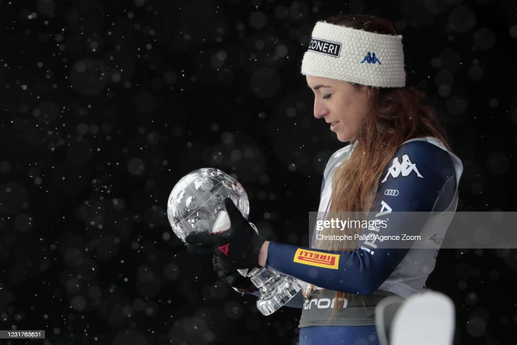 Audi FIS Alpine Ski World Cup - Women's Downhill : Foto di attualità