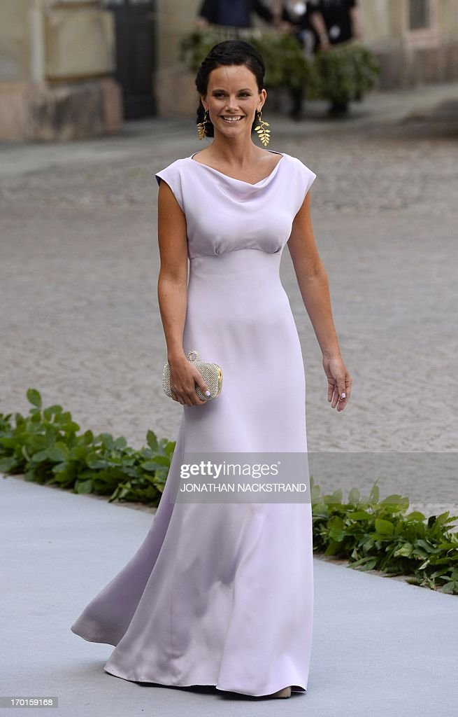 SWEDEN-ROYALS-MARRIAGE : News Photo