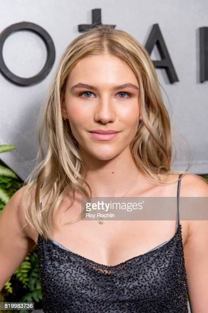 Sofia Hublitz attends the 'Ozark' New York Screening at The Metrograph on July 20 2017 in New York City