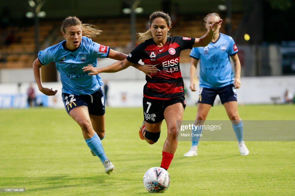 W-League Rd 11 - Sydney v Western Sydney : News Photo