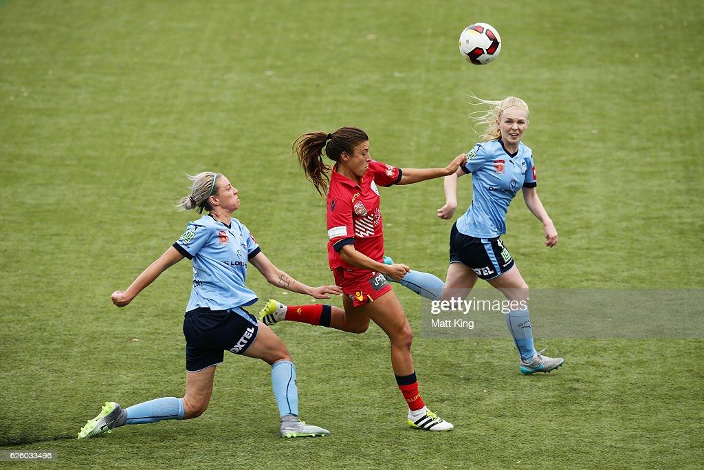 W-League Rd 4 - Sydney v Adelaide