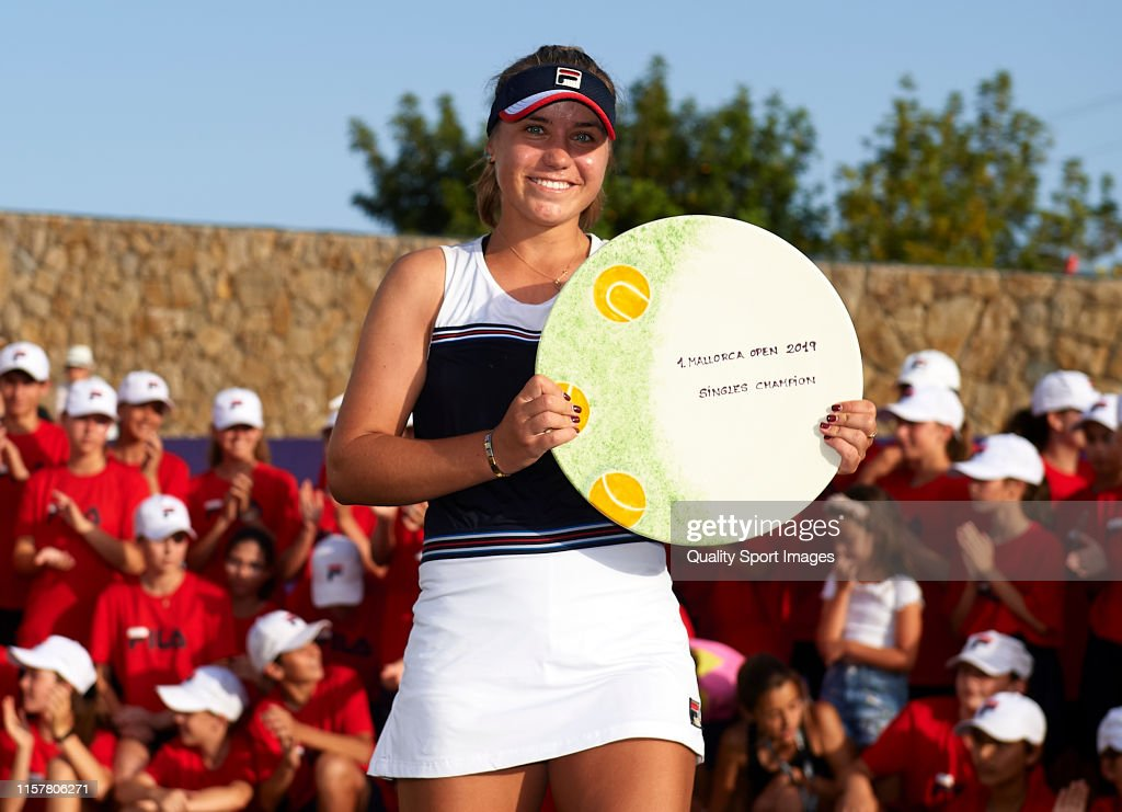WTA Mallorca Open 2019 : News Photo