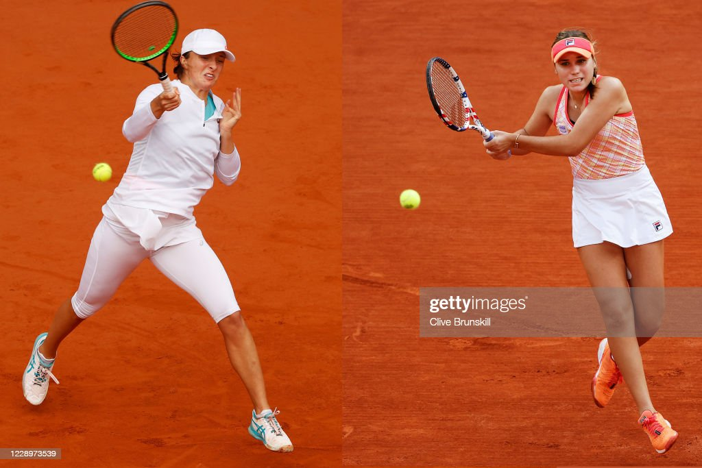 2020 French Open - Women's Singles Final : News Photo