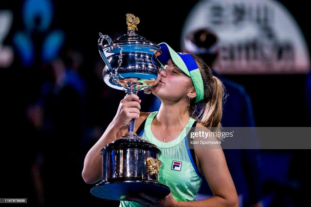 TENNIS: FEB 01 Australian Open : News Photo