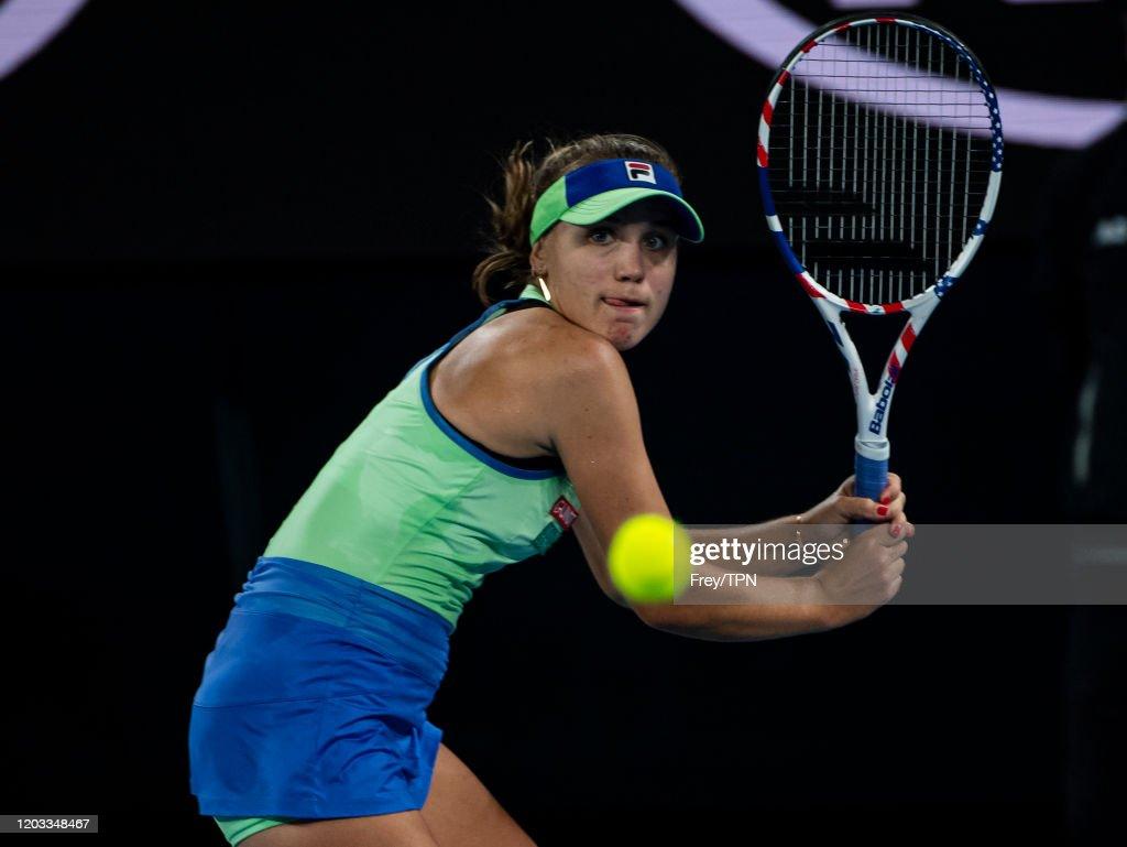 2020 Australian Open - Day 13 : News Photo