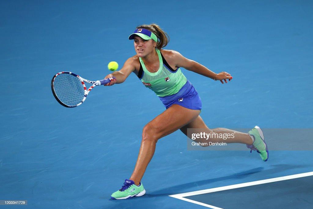 2020 Australian Open - Day 13 : ニュース写真