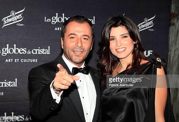 Sofia marikh images et photos getty images - Bernard montiel et sa compagne ...