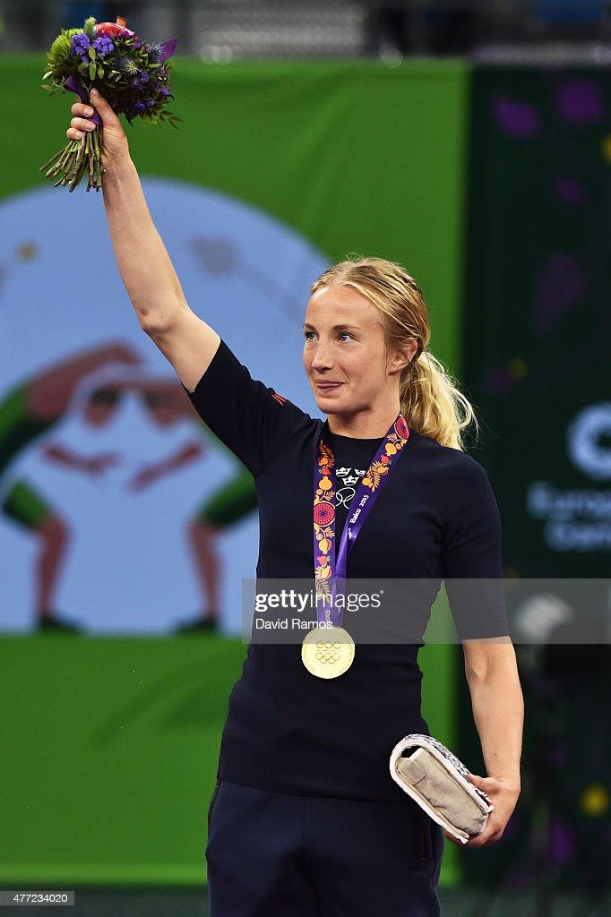 Wrestling Day 3: Baku 2015 - 1st European Games : Nachrichtenfoto