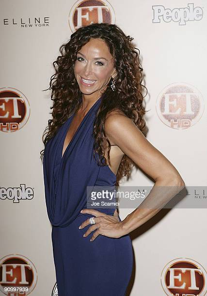 Sofia Milos arrives at Vibiana for the 13th Annual Entertainment Tonight and People magazine Emmys After Party on September 20, 2009 in Los Angeles,...