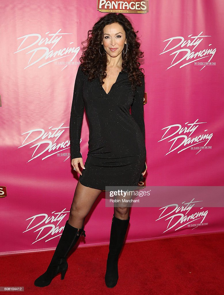 """Opening Night Of """"Dirty Dancing - The Classic Story On Stage"""" - Arrivals"""