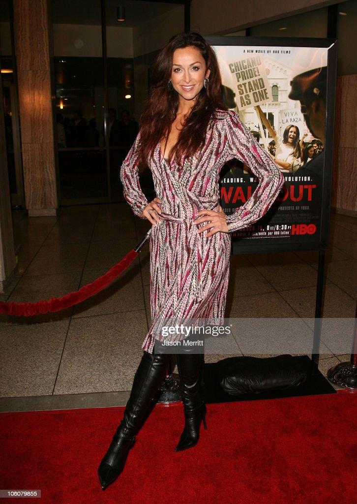 """HBO Films """"Walkout"""" Los Angeles Premiere - Arrivals"""