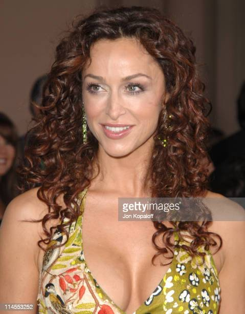 Sofia Milos during The 6th Annual Latin GRAMMY Awards - Arrivals at Shrine Auditorium in Los Angeles, California, United States.