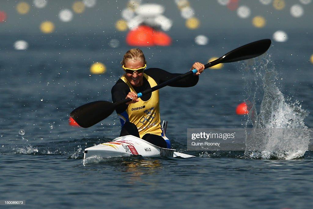 Olympics Day 14 - Canoe Sprint