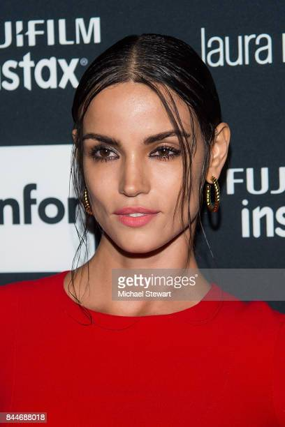 Sofia Resing attends 2017 Harper's Bazaar Icons at The Plaza Hotel on September 8 2017 in New York City