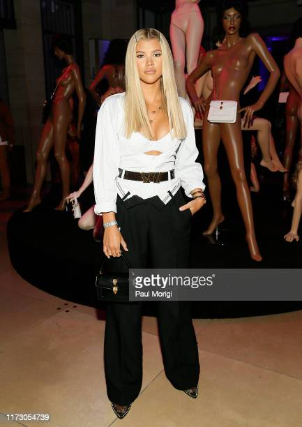 Sofia Richie attends Alexander Wang Bvlgari Celebrate AW BVLGARI'S 712 Fifth Avenue on September 07 2019 in New York City