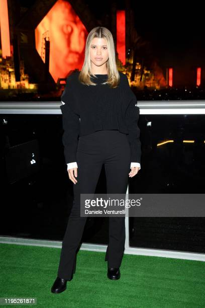 Sofia Richie attends the MDL Beast Festival on December 21 2019 in Riyadh Saudi Arabia