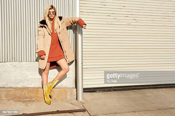 Sofia Richie is photographed for Seventeen Magazine on April 29 2016 in Los Angeles California PUBLISHED IMAGE
