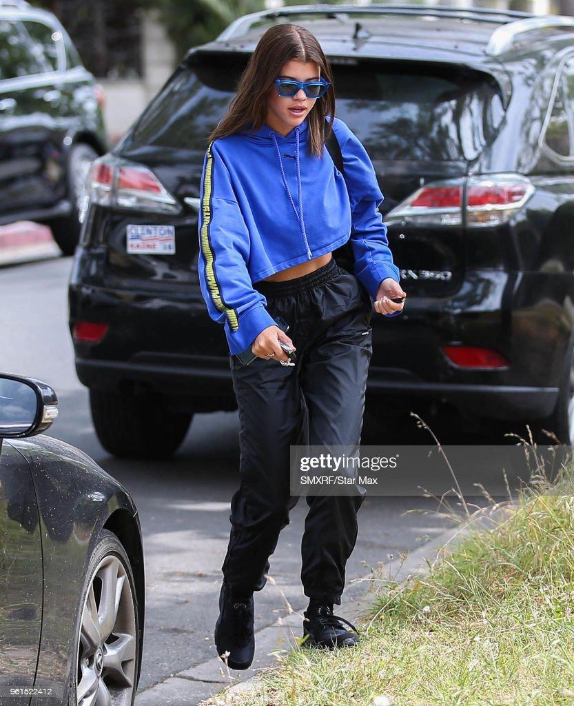 Celebrity Sightings In Los Angeles - May 22, 2018