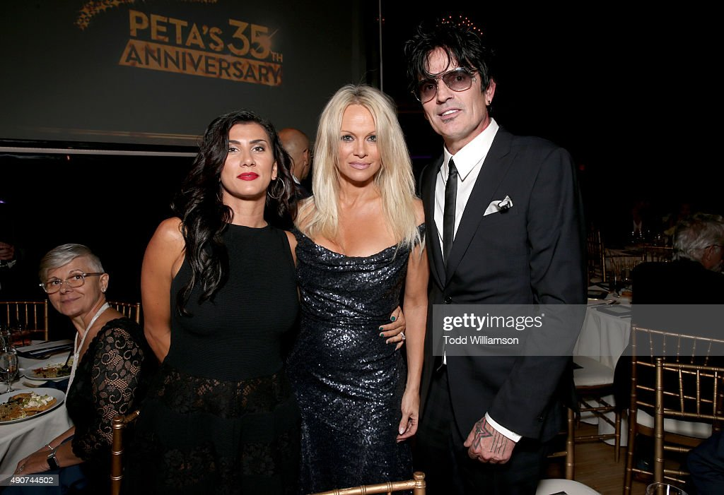 PETA's 35th Anniversary Party - Inside