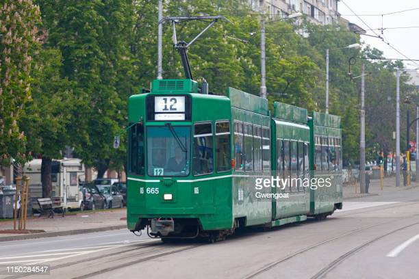 Sofia tram