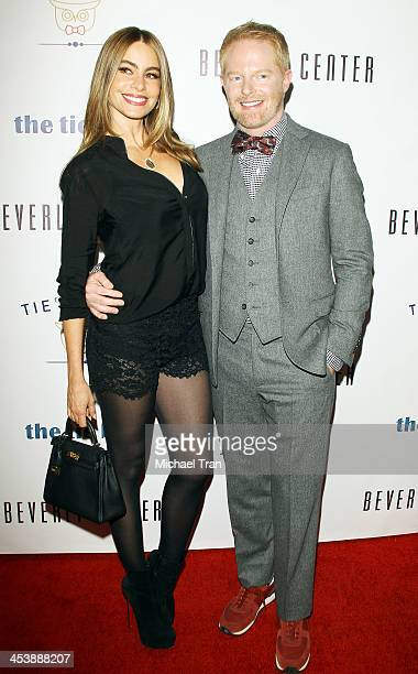 Sofia Vergara and arrives at the 'Tie The Knot' popup store opening held at The Beverly Center on December 5 2013 in Los Angeles California