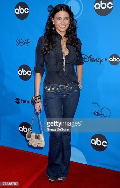 Sofia Vergara at the Rose Bowl in Pasadena California