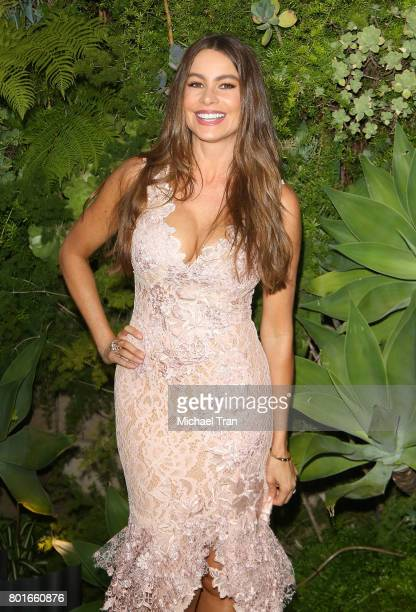 Sofia Vergara attends the official Raze launch party held at Smogshoppe on June 26 2017 in Los Angeles California