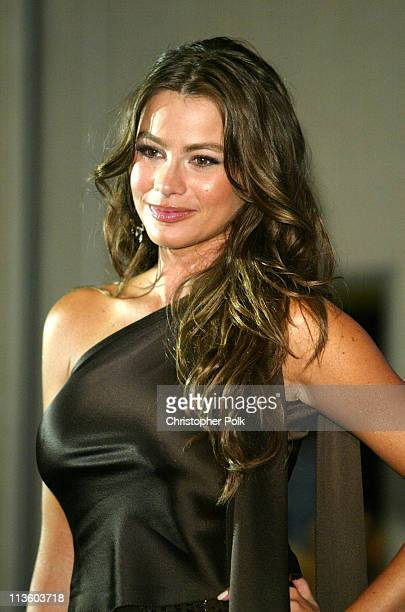 Sofia Vergara during 2003 ESPY Awards Press Room at Kodak Theatre in Hollywood California United States