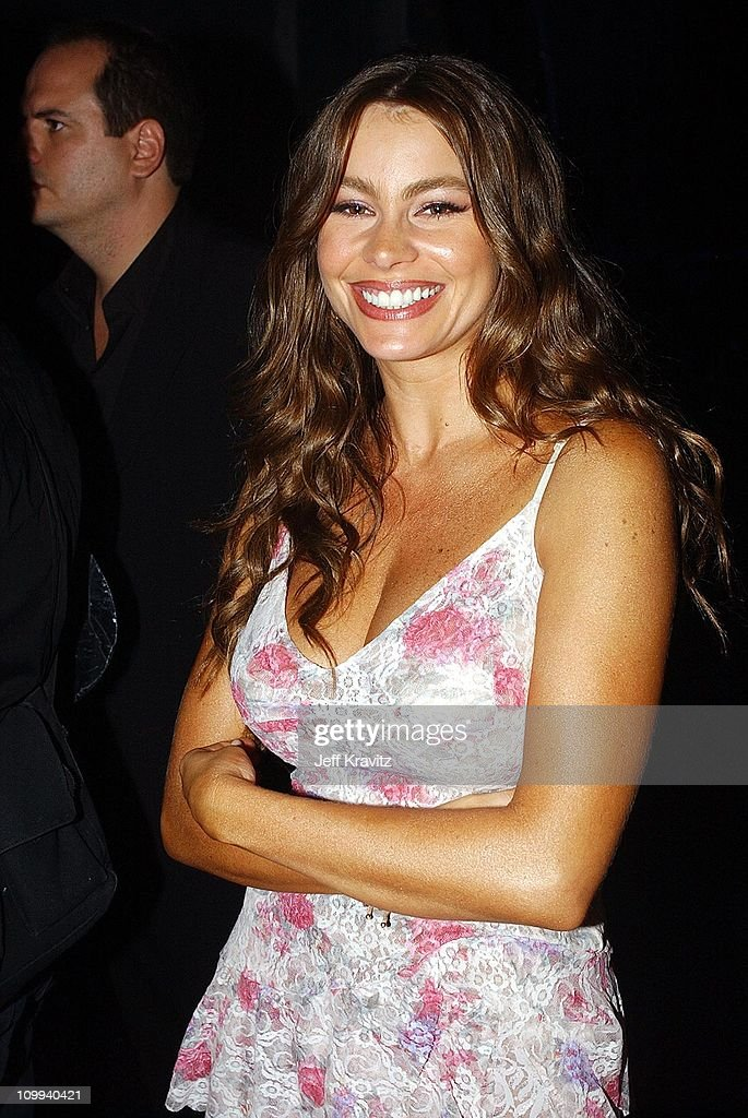 Sofia Vergara during MTV Video Music Awards Latinoamerica 2002 at Jackie Gleason Theater in Miami, FL.