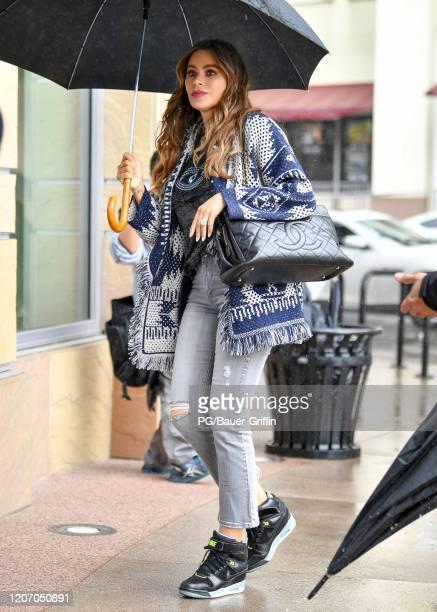 Sofia Vergara is seen on March 13, 2020 in Los Angeles, California.