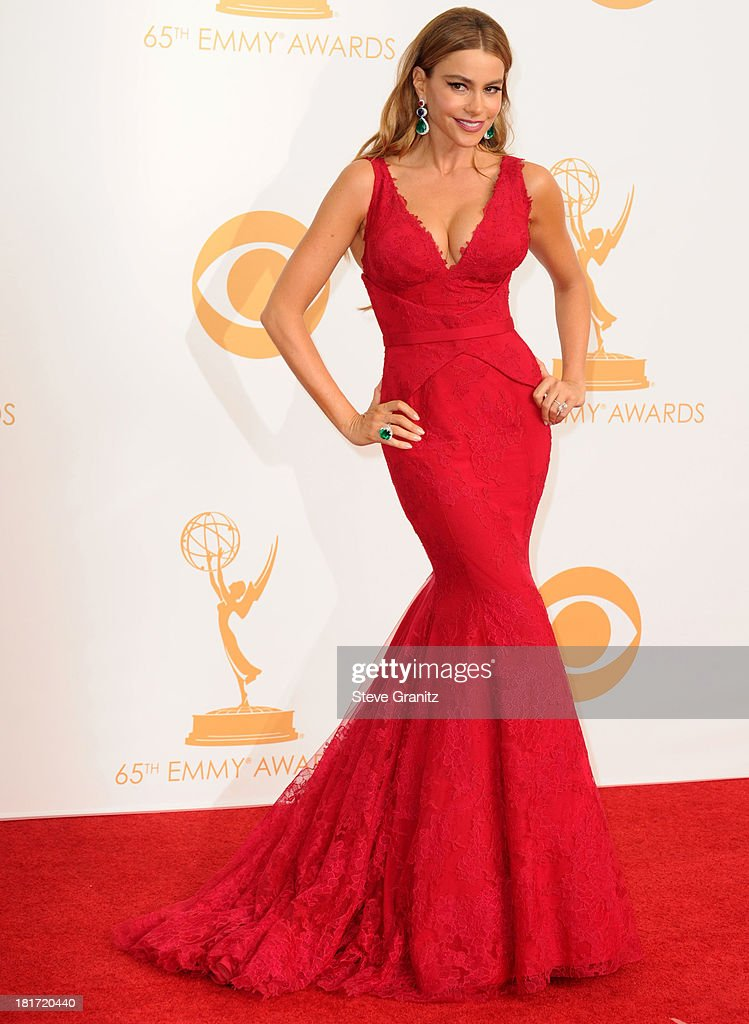 65th Annual Primetime Emmy Awards - Press Room : News Photo