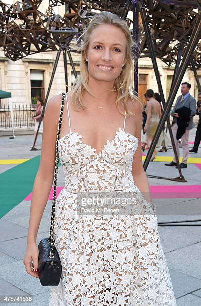 Sofia Wellesley attends the Royal Academy of Arts Summer Exhibition preview party at the Royal Academy of Arts on June 3, 2015 in London, England.