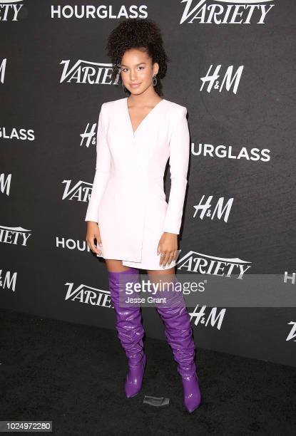 Sofia Wylie attends Variety's Power of Young Hollywood event at the Sunset Tower Hotel on August 28 2018 in West Hollywood California