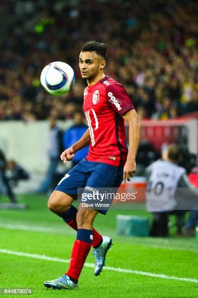 Sofiane BOUFAL Lille / Montpellier 9e journee de Ligue 1 Photo Dave Winter / Icon Sport