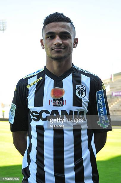 Sofiane Boufal Angers Photo Officielle Ligue 2 Philippe Le Brech / Icon Sport/MB Media