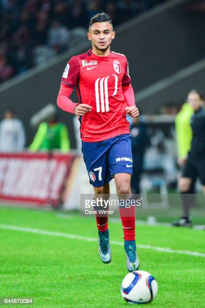 Sofiane BOUFAL Lille / Marseille 11eme journee de Ligue 1 Photo Dave Winter / Icon Sport