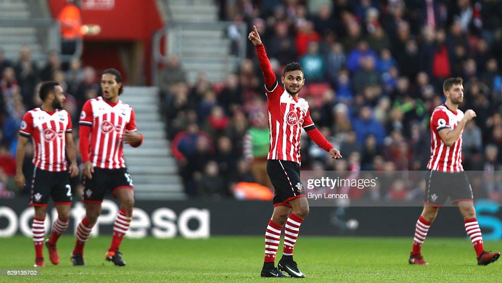 Southampton v Middlesbrough - Premier League : News Photo