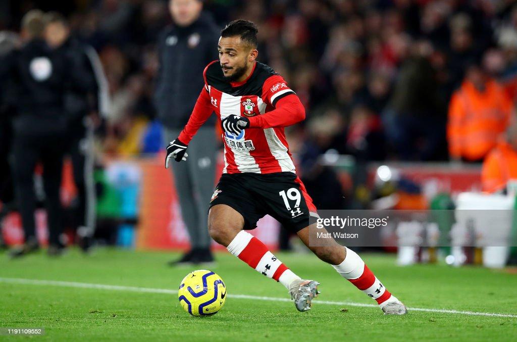 Southampton FC v Watford FC - Premier League : Nieuwsfoto's