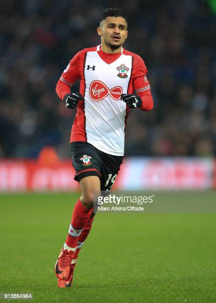 Sofiane Boufal of Southampton during the Premier League match between West Bromwich Albion and Southampton at The Hawthorns on February 3 2018 in...