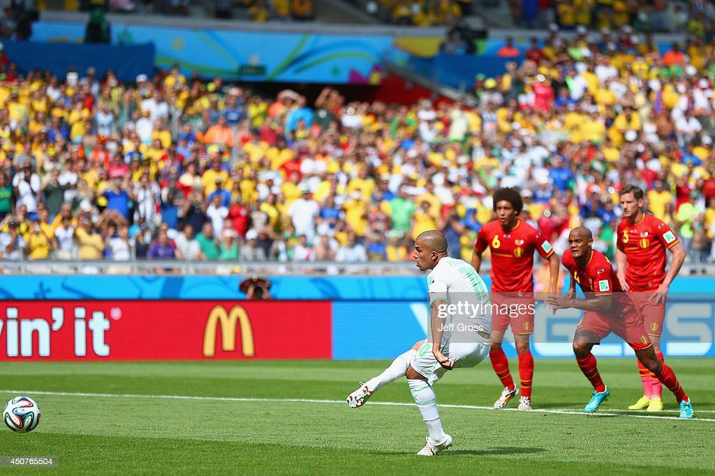 Belgium v Algeria: Group H - 2014 FIFA World Cup Brazil : News Photo