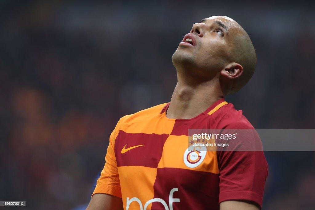 Galatasaray v Goztepe - Turkish Super lig : ニュース写真