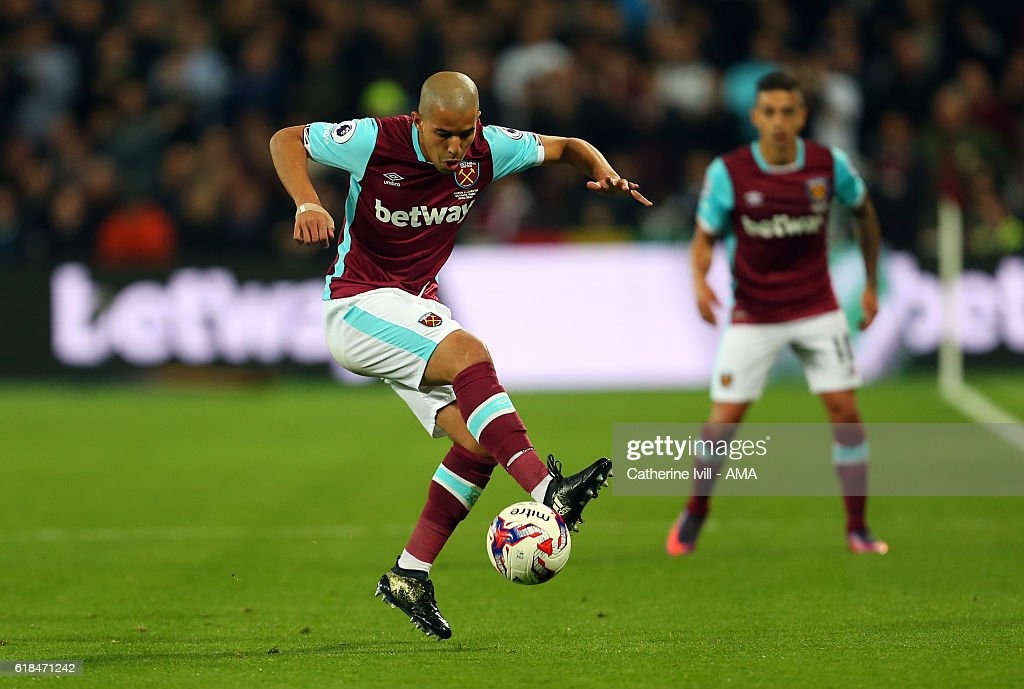 West Ham United v Chelsea - EFL Cup Fourth Round : News Photo