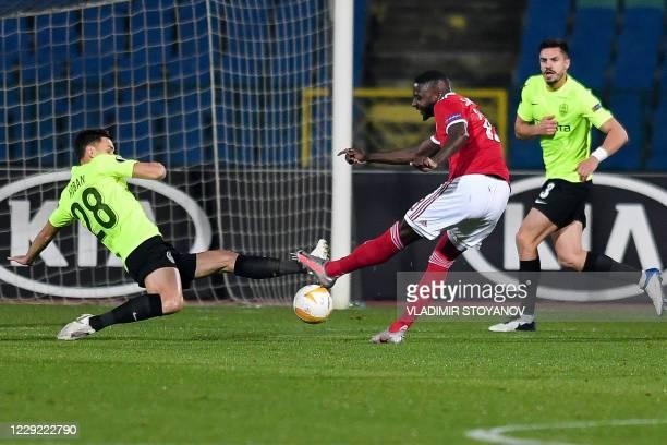 BGR: CSKA-Sofia v CFR Cluj: Group A - UEFA Europa League