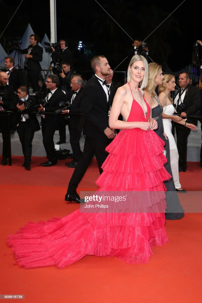 "FRA: ""Solo: A Star Wars Story"" Red Carpet Arrivals - The 71st Annual Cannes Film Festival"