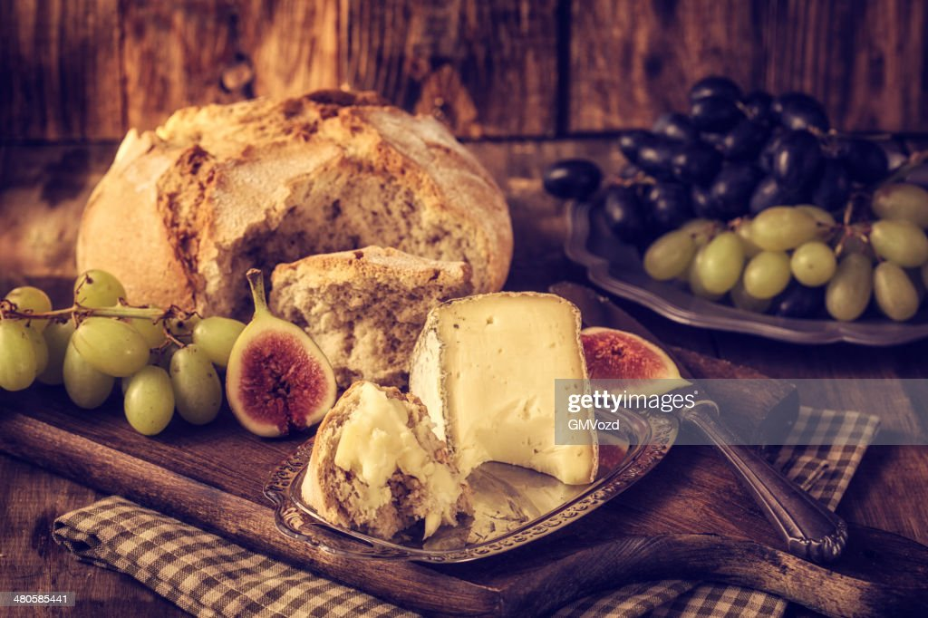 Soft Cheese : Stock Photo