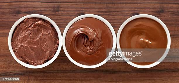 Des chocolats doux