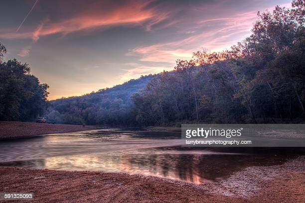 soft music - ozark mountains stock pictures, royalty-free photos & images