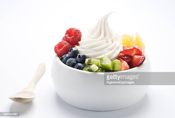, vous pourrez savourer du yaourt glacé-XXXL
