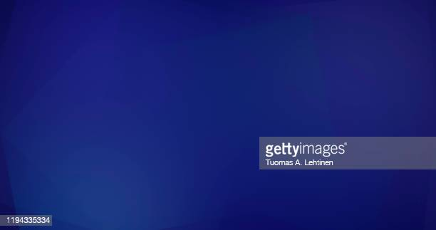 soft, vibrant and blurred blue abstract background with light transparent layers in dci 4k resolution. - blue background gradient stock pictures, royalty-free photos & images
