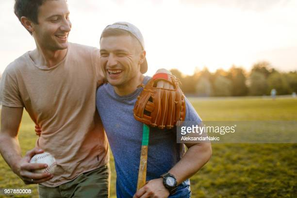softball game - softball sport stock pictures, royalty-free photos & images